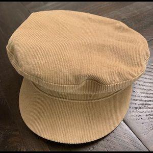 Lack of colour dunes hat